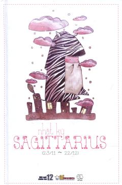 Sổ Tay 12 Cung Hoàng Đạo - Nhật Ký Sagittarius (Nhân Mã)