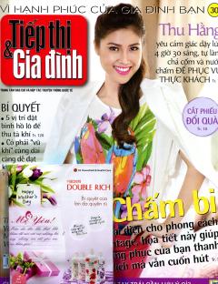 Tiếp Thị & Gia Đình - Số 30 (Tháng 7/2013)