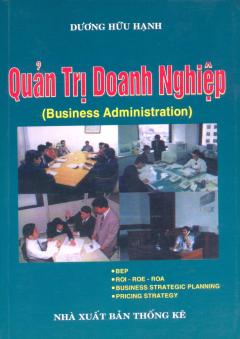 Quản Trị Doanh Nghiệp (Business Administration)
