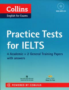 Collins - Practice Tests For IELTS (Kèm 1 CD)