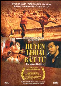 DVD Huyền Thoại Bất Tử (Phim Việt Nam)