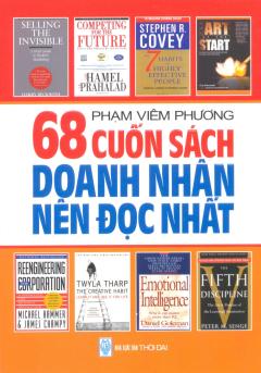 68 Cuốn Sách Doanh Nhân Nên Đọc Nhất
