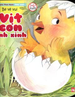 Bé Vẽ Vui - Vịt Con Xinh Xinh (3 - 6+ Tuổi)