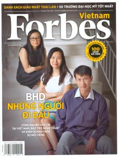 Forbes Việt Nam - Số 3 (Tháng 8/2013)
