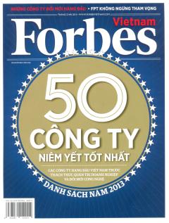 Forbes Việt Nam - Số 4 (Tháng 9/2013)