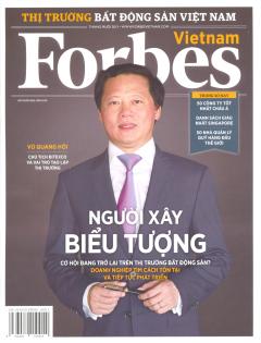 Forbes Việt Nam - Số 5 (Tháng 10/2013)