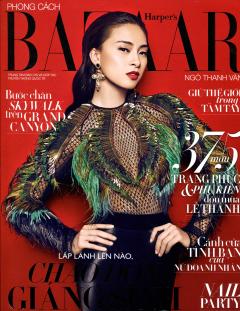 Phong Cách - Harper's Bazaar (Tháng 12/2013)