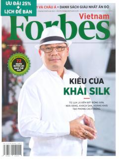Forbes Việt Nam - Số 7 (Tháng 12/2013)