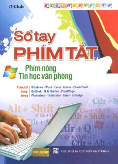 Sổ Tay Phím Tắt - Phím Nóng Tin Học Văn Phòng