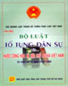 Tìm Hiểu Bộ Luật Tố Tụng Dân Sự Của Nước Cộng Hòa Xã Hội Chủ Nghĩa Việt Nam(Có Hiệu Lực Từ Ngày 01-01-2005)