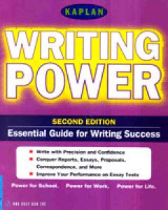 Writing Power (Luyện Viết Tiếng Anh Trình Độ Trung Cấp - Second Edition)