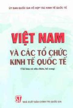 Việt Nam và các tổ chức kinh tế quốc tế