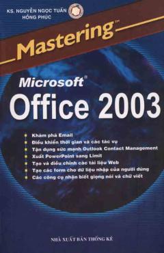 Tin Học Ứng Dụng - Microsoft Office 2003