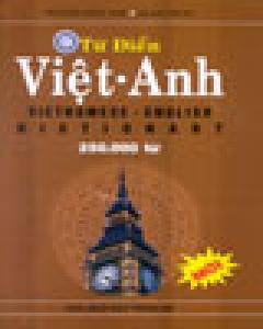 Từ Điển Việt - Anh 250.000 Từ (Bìa Cứng)