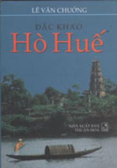 Đặc khảo Hò Huế