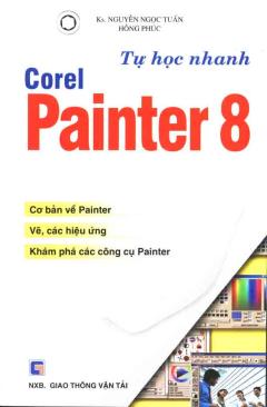 Tự học nhanh Corel Painter 8