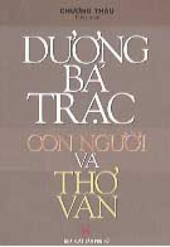 Dương Bá Trạc - Con Người Và Thơ Văn