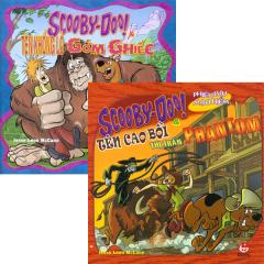 Scooby-Doo! - Phiêu Lưu Mạo Hiểm (Trọn Bộ 2 Cuốn)