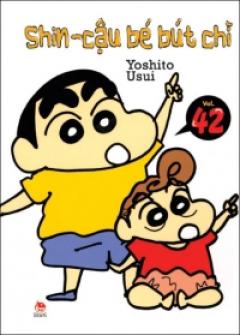 Shin - Cậu Bé Bút Chì - Tập 42