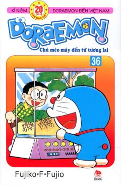 Doraemon - Chú Mèo Máy Đến Từ Tương Lai - Tập 36 - Tái bản 12/12/2012