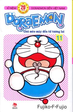 Doraemon - Chú Mèo Máy Đến Từ Tương Lai - Tập 11 - Tái bản 12/12/2012
