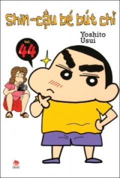 Shin - Cậu Bé Bút Chì - Tập 44