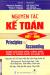 Nguyên Tắc Kế Toán (Song Ngữ Việt - Anh)