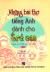 Những Bài Thơ Tiếng Anh Dành Cho Trẻ Em - Tập 2 (Dùng Kèm Với 1 Đĩa CD)