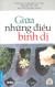 Giữa Những Điều Bình Dị (Song Ngữ Việt - Anh)