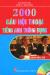 2000 Câu Hội Thoại Tiếng Anh Thông Dụng (Kèm 1 CD)