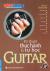 Kỹ Thuật Thực Hành & Tự Học Guitar (Tái Bản 2016)