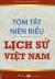 Tóm Tắt Niên Biểu Lịch Sử Việt Nam (Tái Bản 2016)