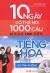10 Ngày Có Thể Nói 1000 Câu Tiếng Hoa - Mọi Tình Huống (Kèm 1 CD)