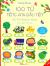 100 Từ Tiếng Anh Đầu Tiên - Sticker Book