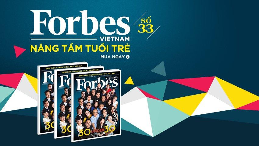 Forbes Việt Nam - Số 33