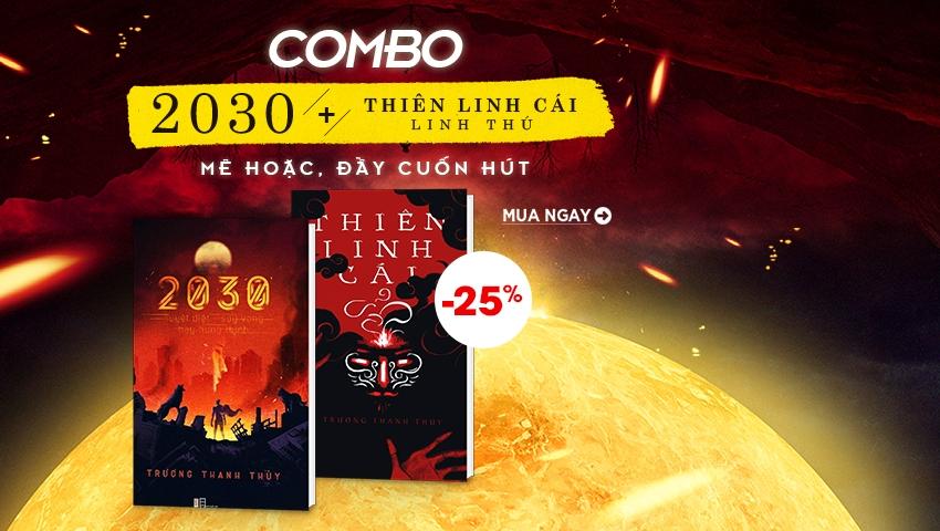 Combo 2030 + Thiên Linh Cái - Linh Thú