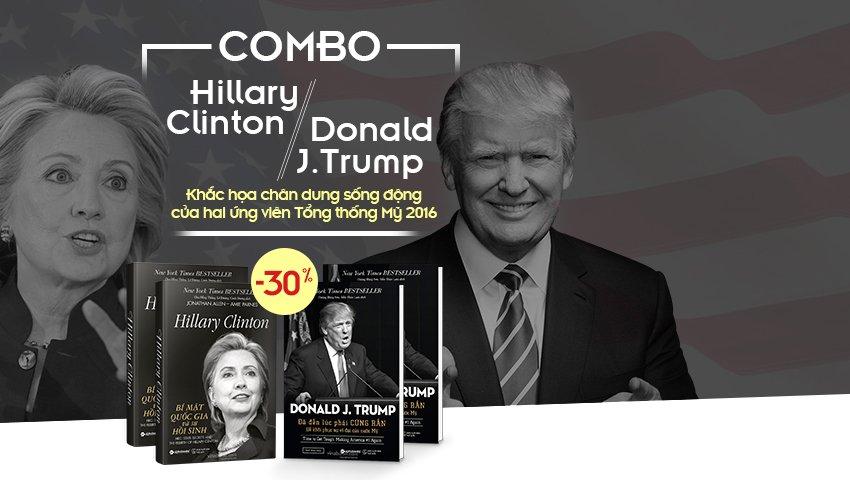 Combo Hillary Clinton