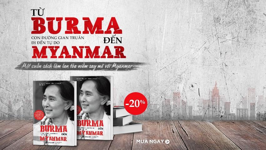 Từ Burma Đến Myanmar