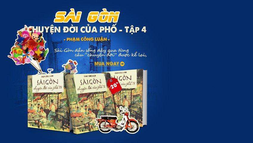 Sài Gòn - Chuyện Đời Của Phố 4
