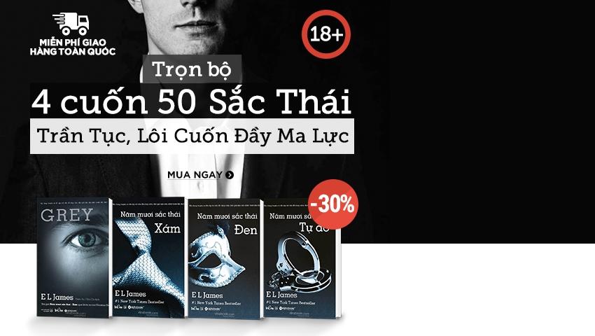 50 Sắc Thái Trọn Bộ