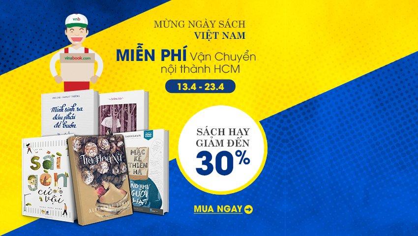 Mừng Ngày Sách Việt Nam