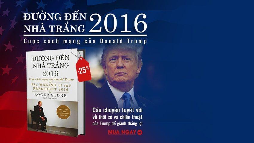 Đường Đến Nhà Trắng 2016
