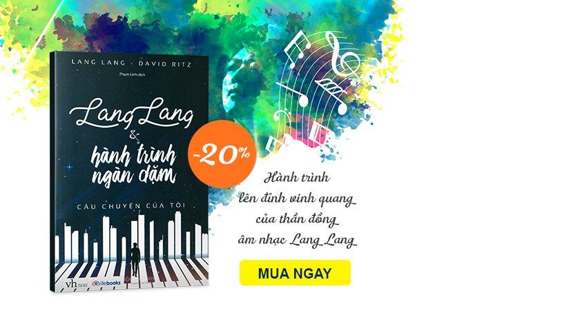 Lang Lang & Hành Trình Ngàn Dặm